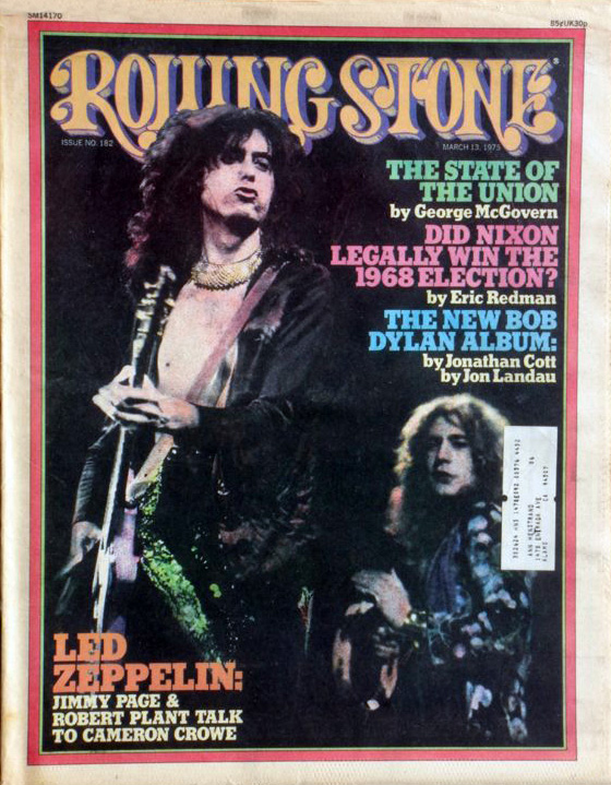 rolling stone #182